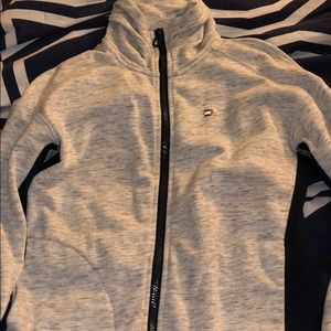 Tommy Zip Up